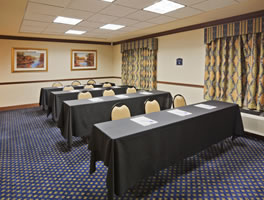 Break Out Room at Our Tulsa Banquet Venue