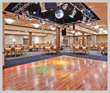 Wedding Reception Locations With Restaurant View Banquet